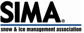 Logo for SIMA - Snow and Ice Management Association